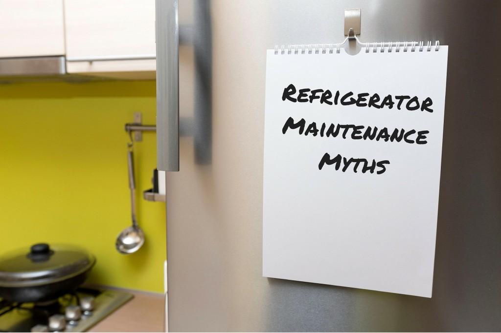 RefrigeratorMaintenanceMyths