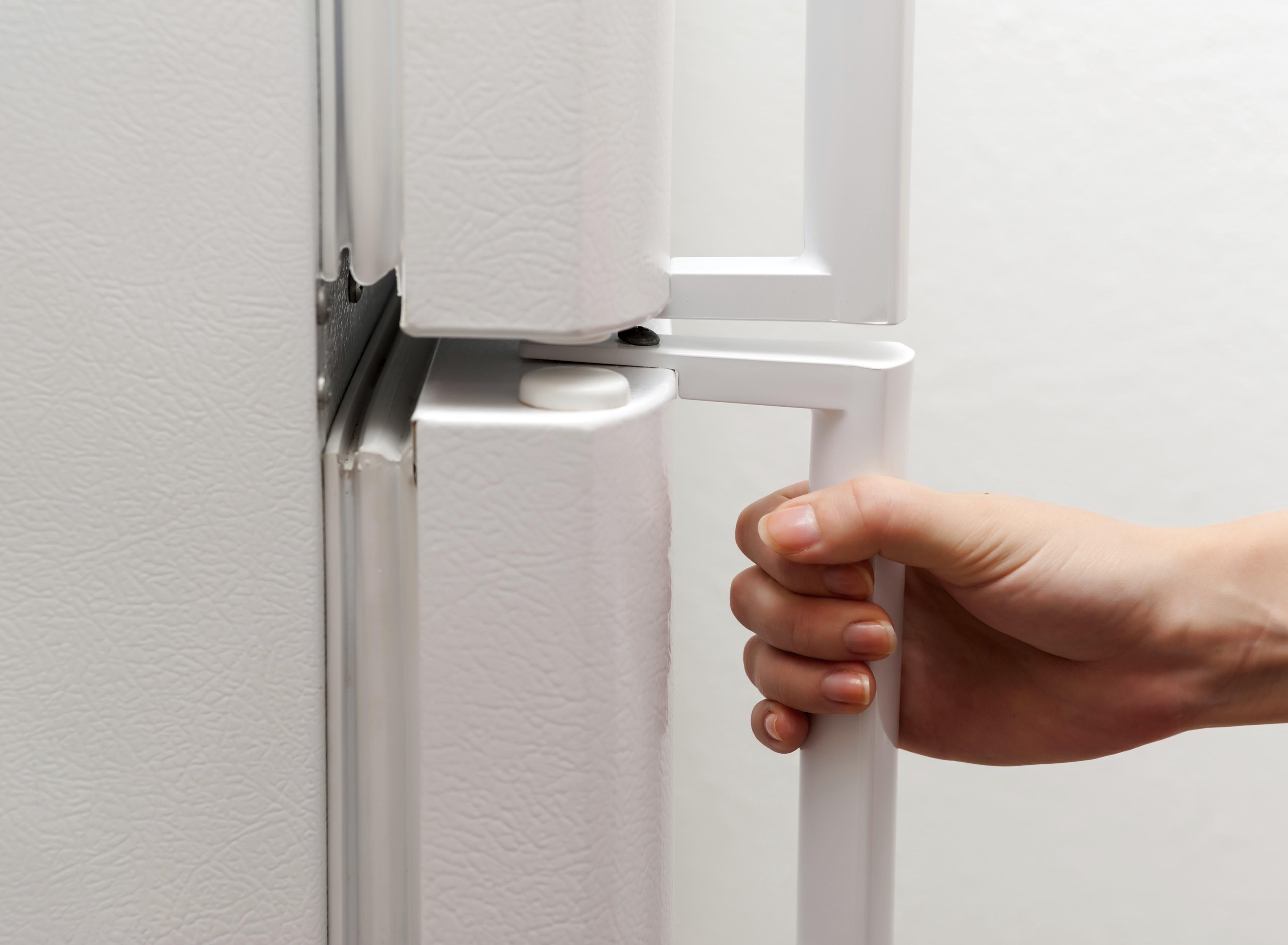 How To Keep The Refrigerator Door Closed Speedy