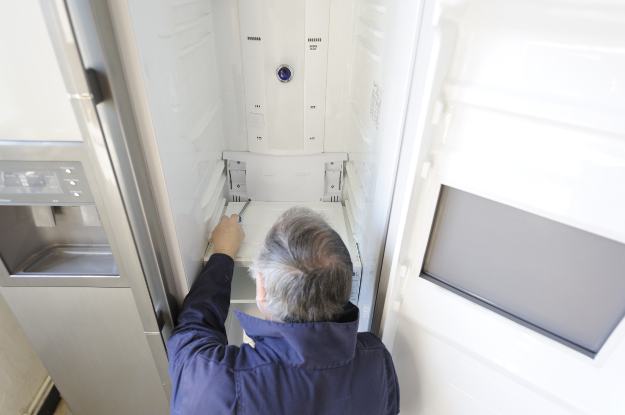 How To Fix A Leaking Refrigerator Refrigerator Service Nyc