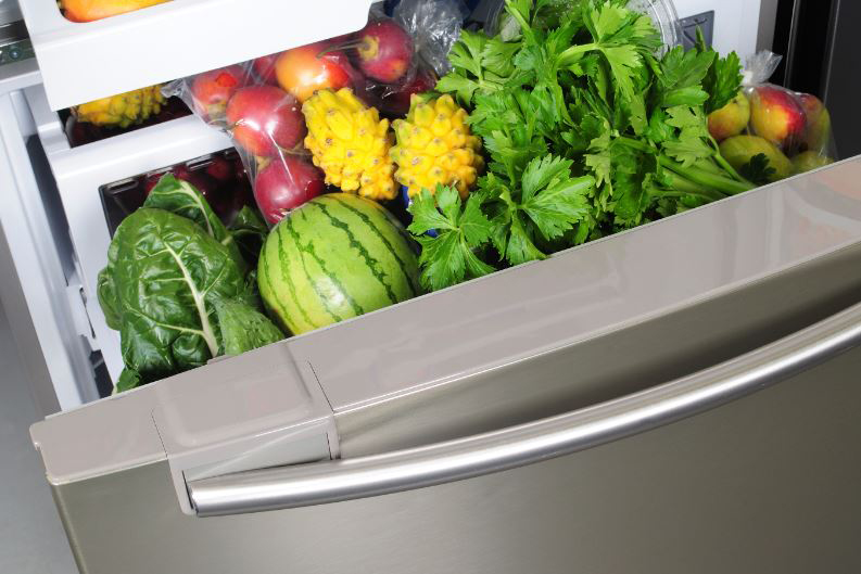 crisper drawers- refrigerator repair
