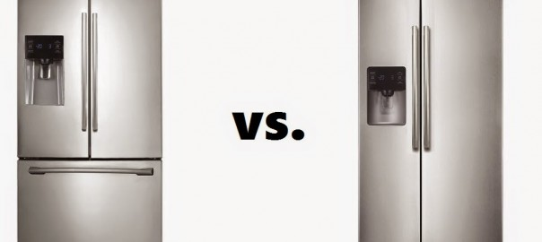 French Door Vs Side By Side Refrigerators | Speedy Refrigerator Service