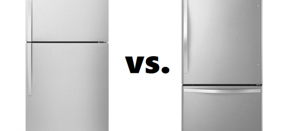 Top Vs Bottom Freezer | Freezer Repair Nassau County