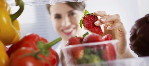 Strawberries in Fridge | Speedy Refrigerator Service