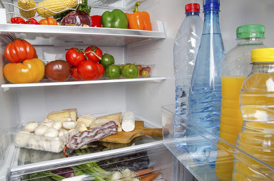 Fully Stocked Fridge | Refrigerator Service in Suffolk County