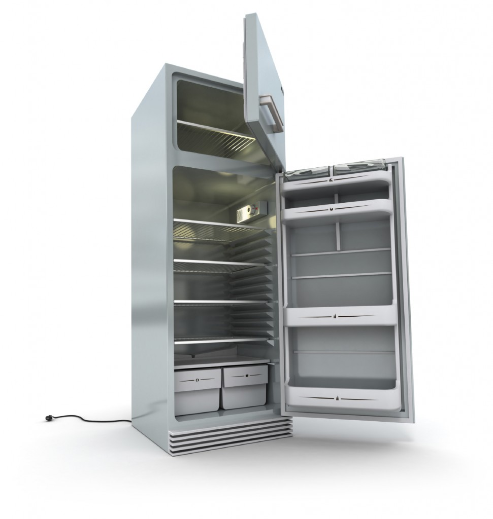 How To Store A Refrigerator When It S Not In Use