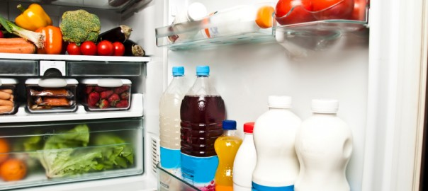 Fully Stocked Refrigerator | Suffolk County Refrigeration Service