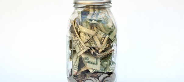 Jar of Money | Nassau County Refrigerator Service